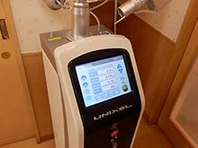 CO2フラクショナルレーザー